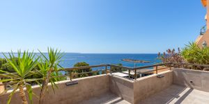 Sea view apartment with large terrace in Illetes (Thumbnail 10)