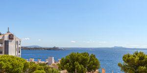 Byt s výhledem na moře s velkou terasou v Illetes (Thumbnail 3)