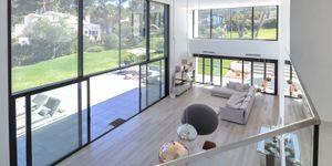 Moderne Villa mit großem Grundstück und Meerblick (Thumbnail 5)