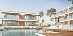 New apartment for sale close to Cala Egos beach (Thumbnail 3)