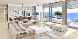 New villa for sale in outstanding location in Nova Santa Ponsa (Thumbnail 6)
