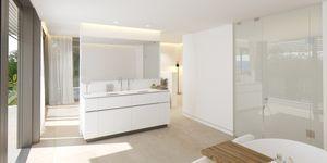 Neubau Villa in Bestlage in Nova Santa Ponsa (Thumbnail 10)