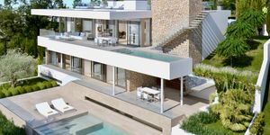 New villa for sale in outstanding location in Nova Santa Ponsa (Thumbnail 2)