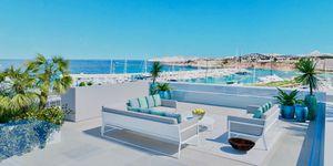 Sensational new villa above Port Adriano for sale (Thumbnail 10)