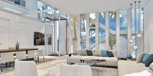Sensational new villa above Port Adriano for sale (Thumbnail 5)