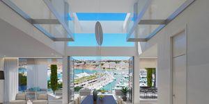 Sensational new villa above Port Adriano for sale (Thumbnail 4)