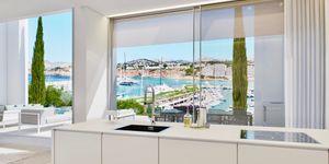 Sensational new villa above Port Adriano for sale (Thumbnail 6)