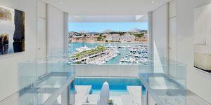 Sensational new villa above Port Adriano for sale (Thumbnail 8)