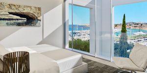 Sensational new villa above Port Adriano for sale (Thumbnail 9)