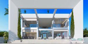 Sensational new villa above Port Adriano for sale (Thumbnail 2)