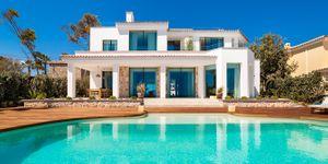 Luxus Villa in erster Meereslinie und Südausrichtung (Thumbnail 2)