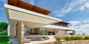 Neubau Projekt nahe zum Strand in Cala Vinyas (Thumbnail 3)