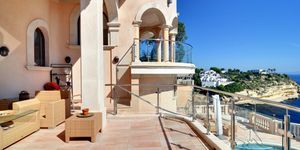 Sol de Mallorca: Comfortable luxurious villa in 1st sea line (Thumbnail 2)