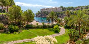 Apartment with sea view at Cala Vinyas beach (Thumbnail 1)