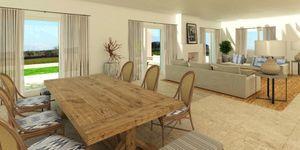 Finca in Santanyi - Neugebautes Anwesen mit Pool und Panoramablick (Thumbnail 5)