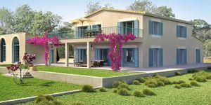 Finca in Santanyi - Neugebautes Anwesen mit Pool und Panoramablick (Thumbnail 3)