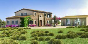 Finca in Santanyi - Neugebautes Anwesen mit Pool und Panoramablick (Thumbnail 2)