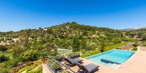 Villa in Selva - Fantastisches Anwesen mit Pool und Tennisplatz (Thumbnail 2)