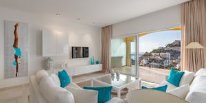 Apartment in Port Andratx - Hochparterre-Wohnung mit bestem Meerblick (Thumbnail 4)