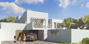 Neubau Projekt mit Weitblick in die Bucht von Palma (Thumbnail 9)