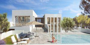 Neubau Projekt mit Weitblick in die Bucht von Palma (Thumbnail 1)