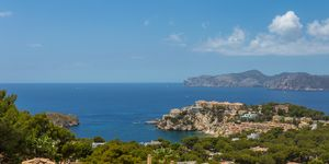 Sea view house for sale in Nova Santa Ponsa (Thumbnail 2)