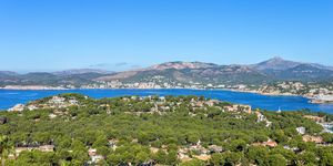 Amazing sea view penthouse for sale in Nova Santa Ponsa (Thumbnail 3)