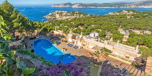 Amazing sea view penthouse for sale in Nova Santa Ponsa (Thumbnail 1)