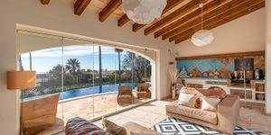 Vila ve středomořském stylu s výhledem na moře v Santa Ponsa, Mallorca (Thumbnail 8)