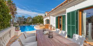 Vila ve středomořském stylu s výhledem na moře v Santa Ponsa, Mallorca (Thumbnail 6)