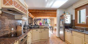 Vila ve středomořském stylu s výhledem na moře v Santa Ponsa, Mallorca (Thumbnail 7)