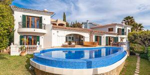 Vila ve středomořském stylu s výhledem na moře v Santa Ponsa, Mallorca (Thumbnail 2)