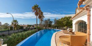 Vila ve středomořském stylu s výhledem na moře v Santa Ponsa, Mallorca (Thumbnail 3)