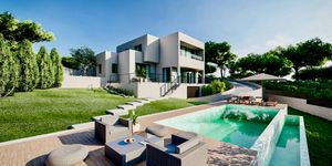 New villa for sale in Cala Vinyas (Thumbnail 1)