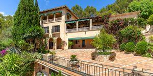 Villa in Andratx - Exklusives Landhaus mit Pool und Meerblick in Andratx (Thumbnail 1)