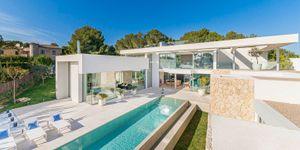 Moderne Neubau Villa ohne Möbel (Thumbnail 1)