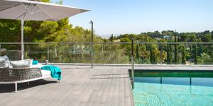 Villa in Son Vida for sale with guest apartment (Thumbnail 1)