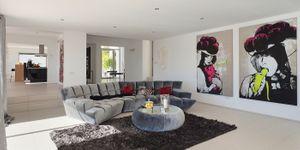 Villa in Son Vida  - modernisierte Immobilie mit Panorama-Meerblick (Thumbnail 8)