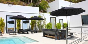 Villa in Son Vida  - modernisierte Immobilie mit Panorama-Meerblick (Thumbnail 10)