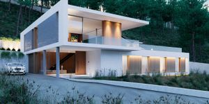 Villa in Son Vida - Neubauanwesen mit Pool (Thumbnail 3)