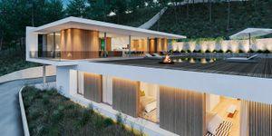 Villa in Son Vida - Neubauanwesen mit Pool (Thumbnail 2)