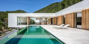 Project of a modern villa with pool in Son Vida (Thumbnail 1)