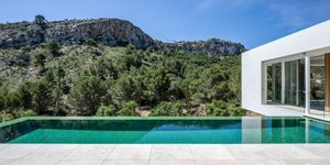 Project of a modern villa with pool in Son Vida (Thumbnail 2)
