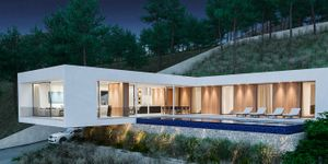 Project of a modern villa with pool in Son Vida (Thumbnail 5)