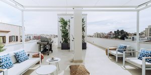 Penthouse in Palma - Moderne Immobilie mit Dachterrasse (Thumbnail 1)