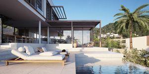 Villa in Genova - spektakuläre Neubau Villa mit Meerblick (Thumbnail 1)