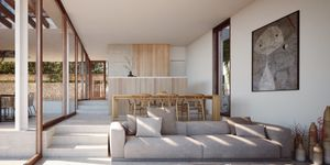 Villa in Genova - spektakuläre Neubau Villa mit Meerblick (Thumbnail 4)