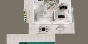 Villa in Son VIda - Nebau Anwesen mit Gästehaus und Meerblick (Thumbnail 7)