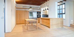 Třípokojový apartmán s terasou a výhledem na moře v Palma de Mallorca (Thumbnail 8)