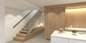 Penthouse in Palma - Neugebaute Luxus-Immobilie mit Meerblick (Thumbnail 5)